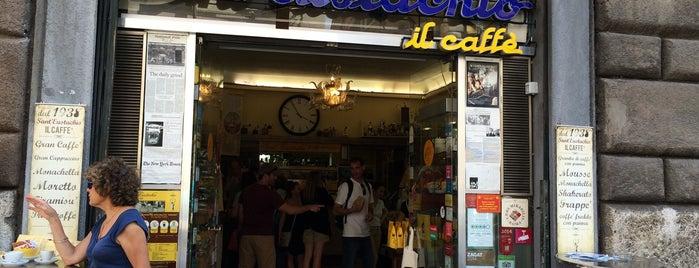 Sant'Eustachio Il Caffè is one of 101 cose da fare a Roma almeno 1 volta nella vita.