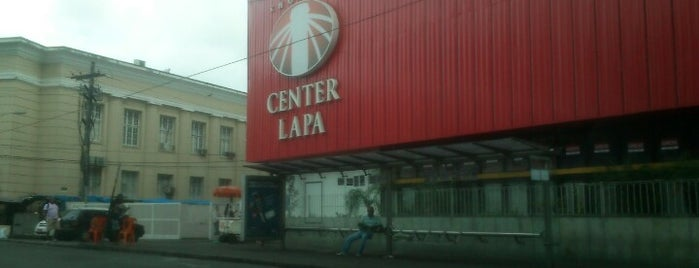 Shopping Center Lapa is one of Shoping.