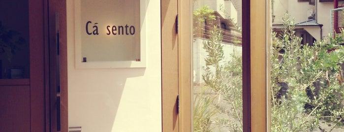 Cà sento is one of my best-loved restaurants.