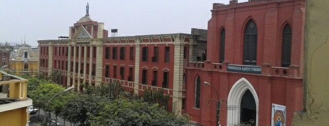 Centro Cultural Universidad Nacional Federico Villarreal is one of ii.