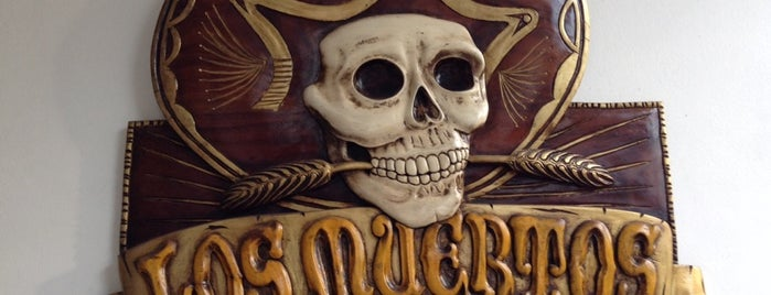Los Muertos Brewing is one of Puerto Vallarta.