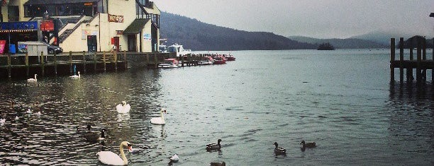 Windermere is one of London 🇬🇧.