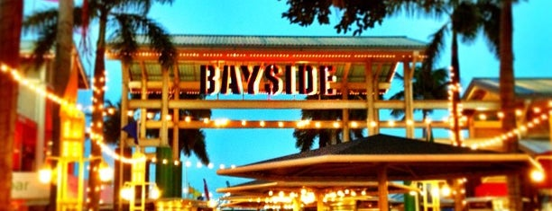 Bayside Marketplace is one of Miami's must visit!.
