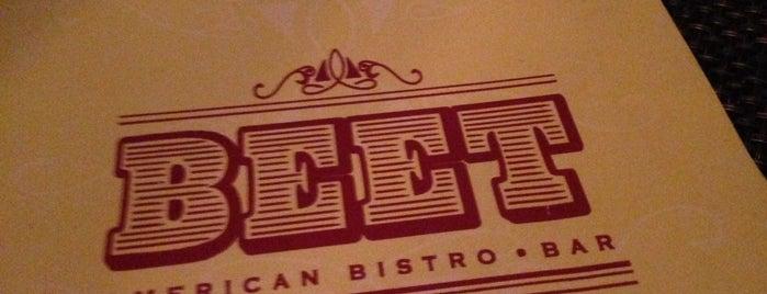 Beet is one of Hoff's hood.
