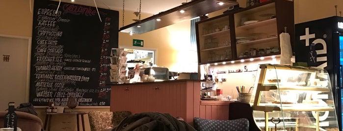 Café Fridolin is one of Kölle.