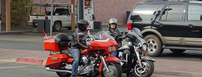 Historical Route 66 is one of Ferias USA 2012.