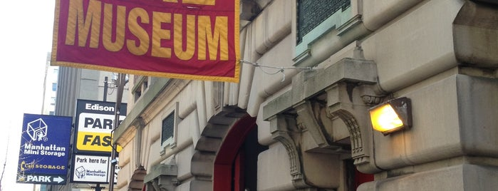 New York City Fire Museum is one of Unusual Museums in Manhattan.
