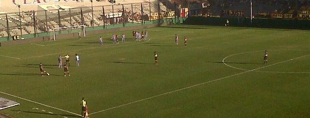 Estadio Julio Humberto Grondona (Arsenal Fútbol Club) is one of Equipos de 1ra División.