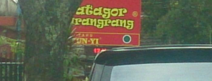 Batagor Burangrang is one of Bandung Food Foursquare Directory.