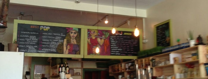 Juice and Java is one of Miami - South Beach.