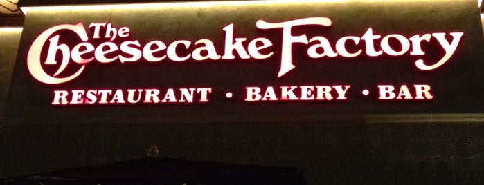 The Cheesecake Factory is one of Michigan Restaurants.