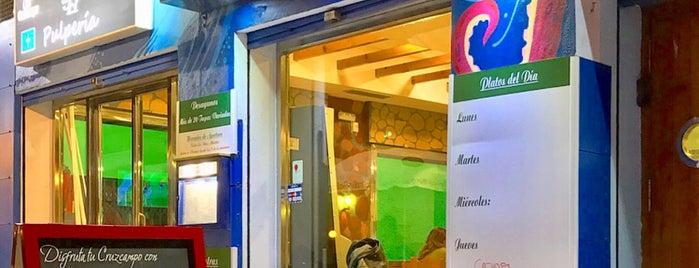 La Traiña is one of 20 favorite restaurants.