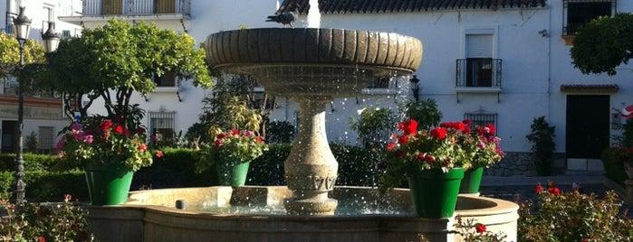 Plaza de las Flores is one of Alex.
