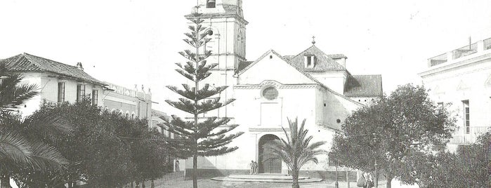 Iglesia El Salvador is one of Nerja.