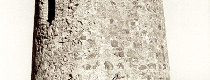 Torres Almenaras en el Litoral de Andalucía