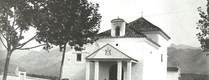 Ermita de Las Angustias is one of Lugares Históricos en la Costa del Sol.