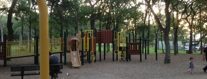 Garrison Park is one of Austin.