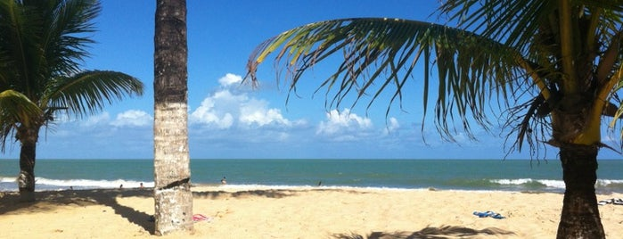 Praia de Itacimirim is one of Porto Seguro, Brazil.
