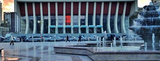 Heydər Əliyev Parkı is one of Baku, AZ.