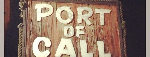 Port of Call is one of New Orleans To-Do List.