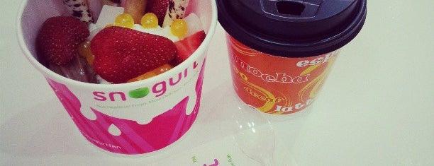 Snogurt is one of Makan @ Melaka/N9/Johor #15.