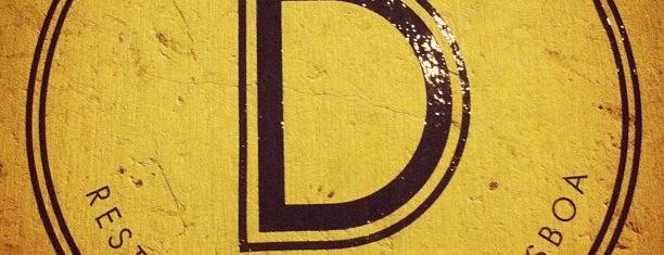 The Decadente is one of Food & Fun - Lisboa.