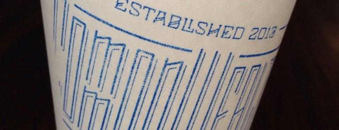Commonwealth Coffee Roasters is one of #ThirdWaveWichteln Coffee Places.