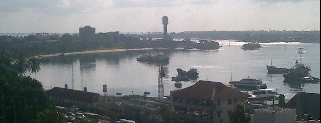Harbour View Hotel is one of Ian-Simeon's Guide To Dar es Salaam.