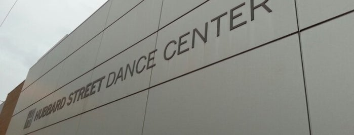 Hubbard Street Dance Center is one of Culture in the Loop.