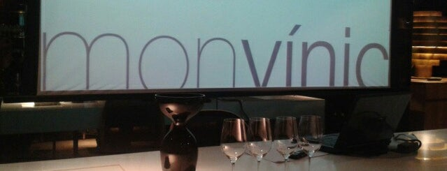 Monvínic is one of #MWC13 - Catavino: Food, Beer, Wine List.