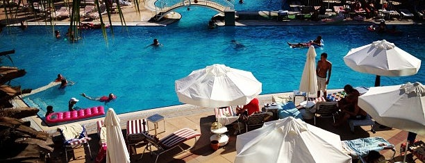 Grand Paşa Hotel is one of Marmaris Otelleri.