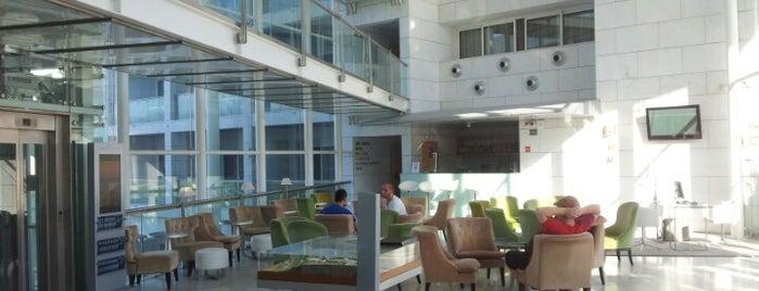 Hotel Aldeia dos Capuchos Golf & SPA is one of A Corrigir 2.