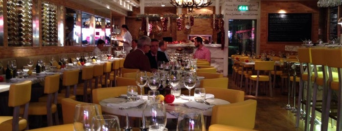 Cicchetti is one of London to try.