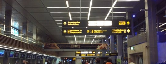 Riga International Airport (RIX) is one of Foursquare LV BrandPages HQ.