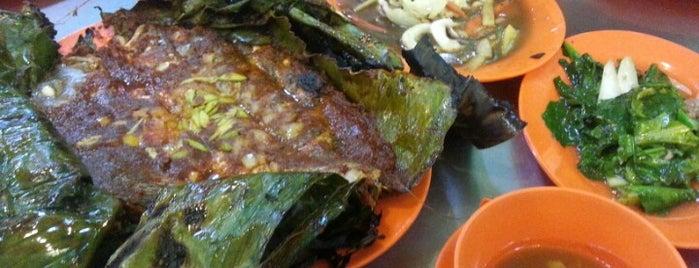 Ana Ikan Bakar Petai is one of Food in Kuantan, Pahang.
