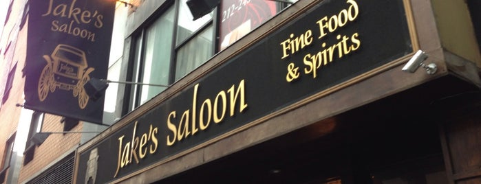 Jake's Saloon is one of Nearby Us.
