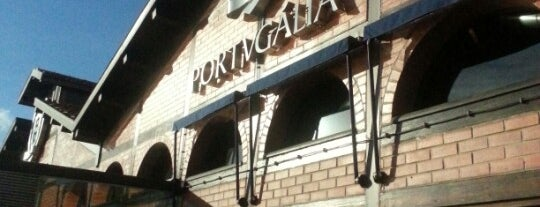 Portugália is one of Restaurantes.