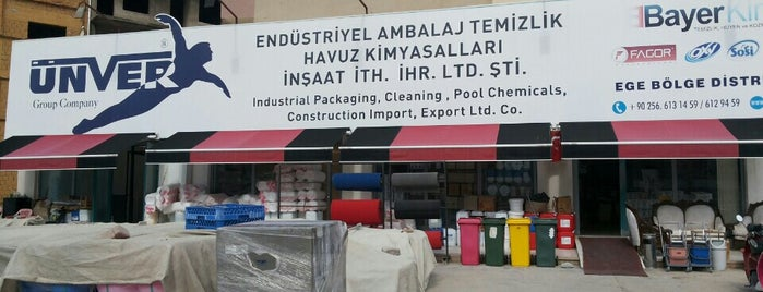 UNVER GROUP MERKEZ is one of Gezi.
