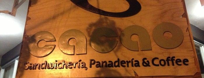 CACAO, Sandwichería, Panadería & Coffee is one of Trabajos posibles.