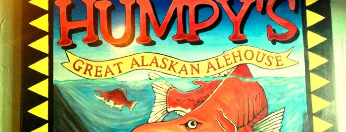 Humpy's Great Alaskan Alehouse is one of A State-by-State Guide to 2015's Most Popular Bars.