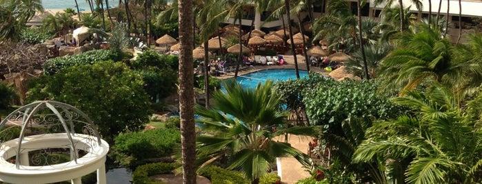 The Westin Maui Resort & Spa, Ka'anapali is one of Hawaii 🏝.
