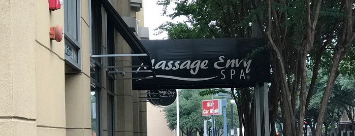 Massage Envy - Uptown at West Village is one of The 15 Best Places for Massage in Dallas.