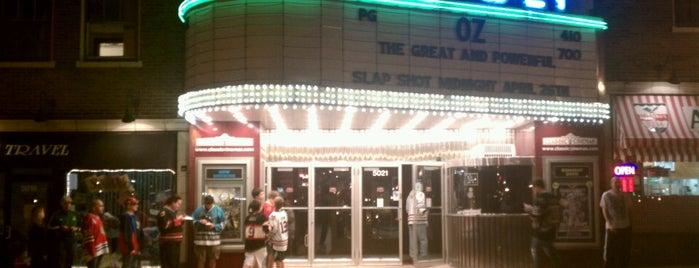 Classic Cinemas Tivoli Theatre is one of Naperville, IL & the S-SW Suburbs.