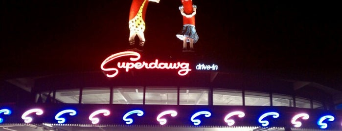 Superdawg Drive-In is one of Favorite Kid Places in Chicago.