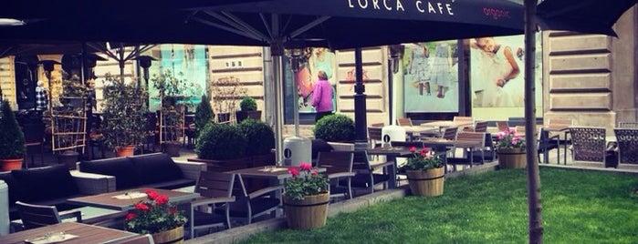 Lorca Organic is one of bar in belgrade.