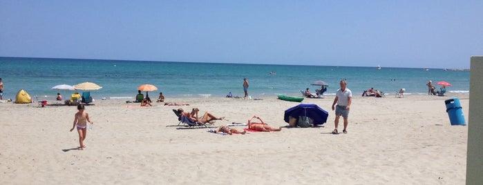Tortuga Beach Club is one of La Manga Ocio.