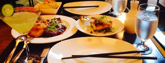 China Grill is one of NYC Summer Restaurant Week 2014 - Uptown.