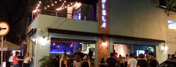 Viela Bar is one of Henri's TOP Bars!.