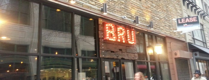 BRÜ Craft & Wurst is one of Philthy.