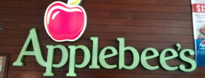 Applebee's is one of RESTAURANTES.